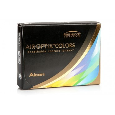 AIR OPTIX COLORS GRIS ACERO