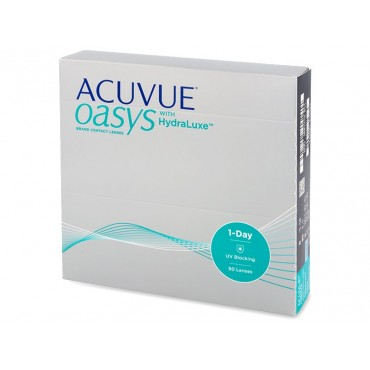 ACUVUE OASYS 1-DAY 90 uds.