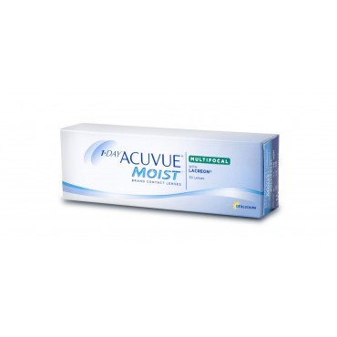 ACUVUE OASYS 1-DAY  MOIST 30 uds.