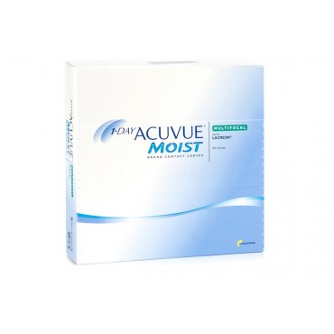 ACUVUE OASYS 1-DAY  MOIST 90 uds.