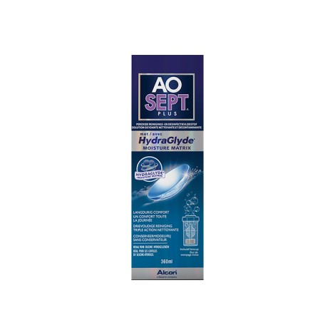 AOSEPT HYDRAGLYDE PLUS 1x360 ml.