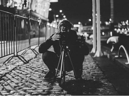 Fotografía nocturna urbana